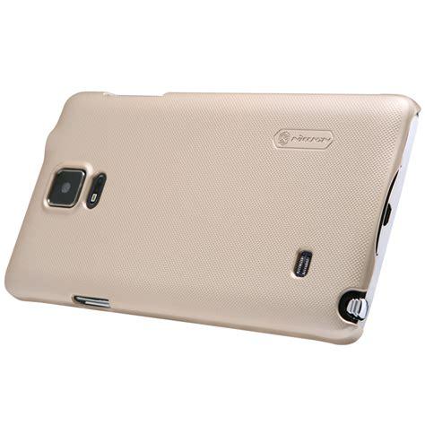 Nillkin Samsung Galaxy Note 4 nillkin frosted shield samsung galaxy note 4 gold