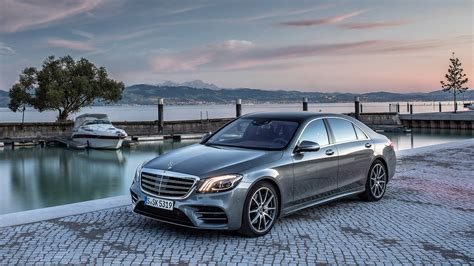 Mercedes Cars 2018 Mercedes S Class Drive The Name In