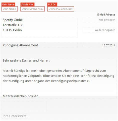 Bewerbung Deutsche Bahn Email Spotify K 252 Ndigen Vorlage Chip