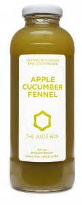 Cucumber Apple Fennel Detox by The Juice Box Befresh Ca