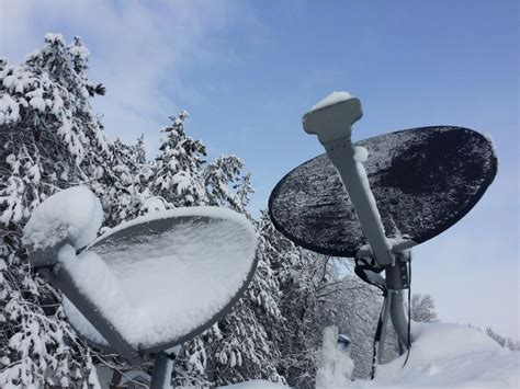 satellite dish cover reduce snow and on all directv and dish network ebay