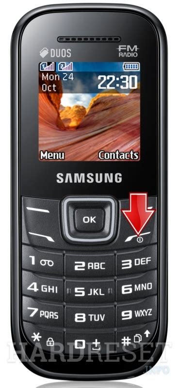 reset samsung keyboard samsung e1207t how to hard reset my phone hardreset info