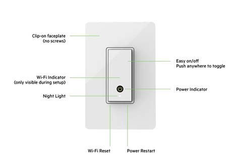 wemo light switch setup wemo light switch installation lightneasy