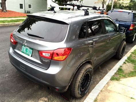 lifted mitsubishi outlander official outlander sport rvr asx picture gallery page 39