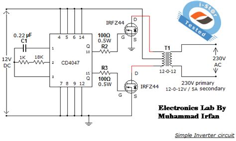 dc ac inverter schematic get free image about wiring diagram