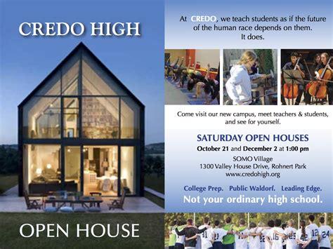 credo house credo house credo high we believe