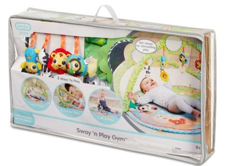 Tikes Sway N Play Baby Baby Toys Pumpkinstoys tikes sway n play mat best educational infant toys stores singapore