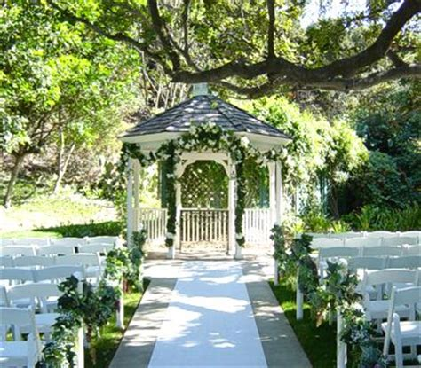 Outdoor Wedding Ceremony Ideas by Outdoors Weddings