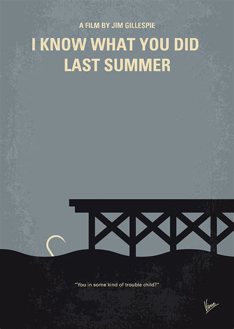 What Did You Last by I What You Did Last Summer Poster 77675 Baidata
