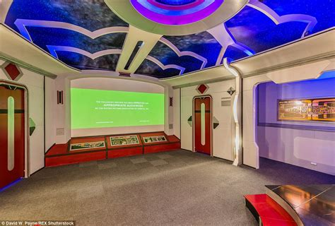 star trek bedroom star trek themed home in friendswood texas goes on sale for 1 2million daily mail online