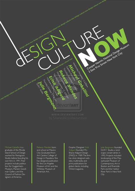 design poster layout poster design on pinterest typography poster design