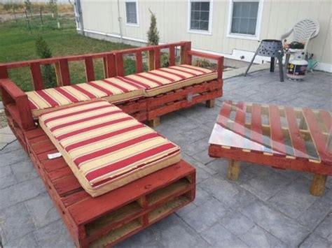 pallet backyard furniture wooden pallet bench for your backyard pallets designs