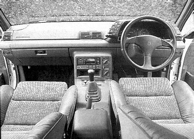 Vn Interior by Hsv Commodore Vn