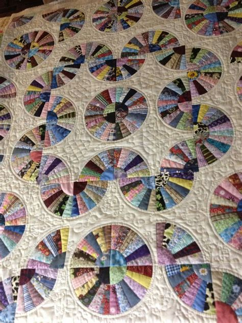 Dresden Fan Quilt by Grandmothers Fan Quilt Flickr Photo