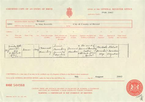 Uk Birth Record Familyrecords Gov Uk Home Page
