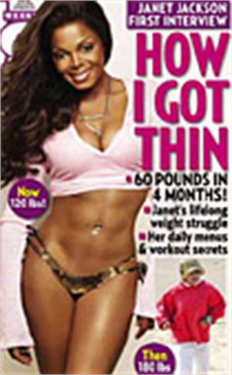 Janet Jackson New Weight Loss Effort And Diet by Janet Jackson To Write A Diet Book Fit Tip Daily