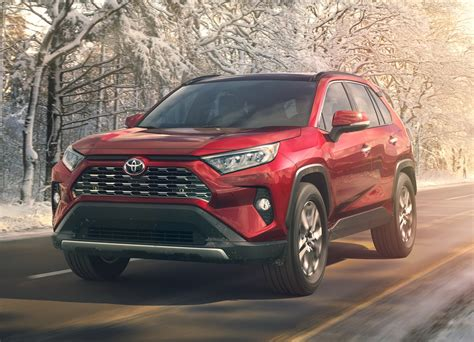 toyota new all new 2019 toyota rav4 gets aggressive in every way