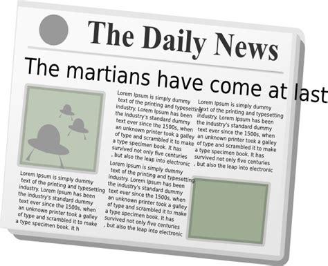 clipart newspaper newspaper clip art at clker vector clip art online