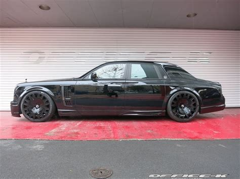 customized rolls royce phantom wald black bison rolls royce phantom series ii by office k