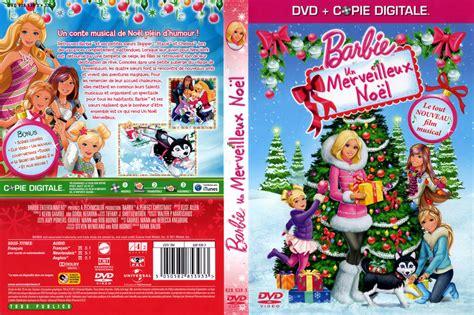 film barbie noel jaquette dvd de barbie un merveilleux noel cin 233 ma passion