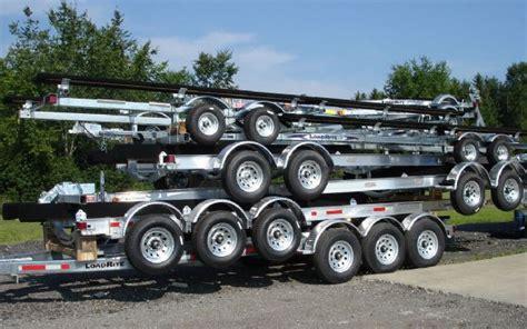 boat trailer for sale ohio galvanized 16 ft boat trailer by load rite akron ohio
