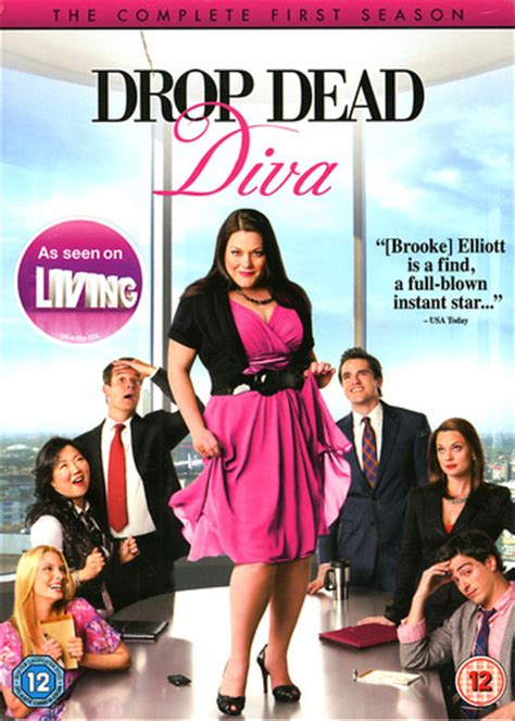drop dead seasons drop dead season 1 3 disc import dvd