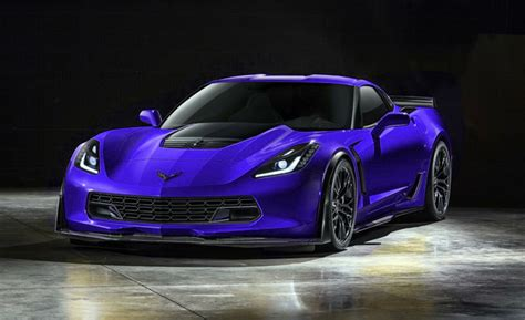 c7 corvette zo6 leaked colored cars