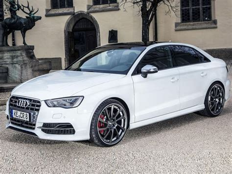 audi s3 tuned audi s3 sedan tuned by abt oopscars