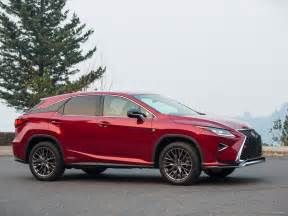 lexus rx 450h f sport 2016 car pictures 18 of 56