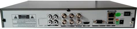Paket Cctv 4 Channel 2 Out 1000tvl Ccd complete system hdmi 4 channel dvr 1tb 2 array 1000tvl