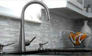 black countertop glass marble backsplash backsplash