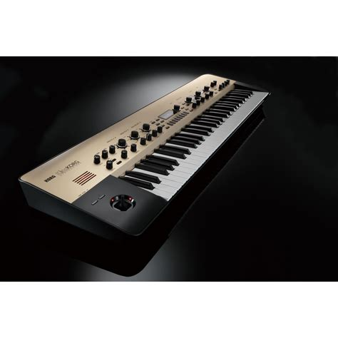 Keyboard Kingkorg korg kingkorg synthesizer at gear4music
