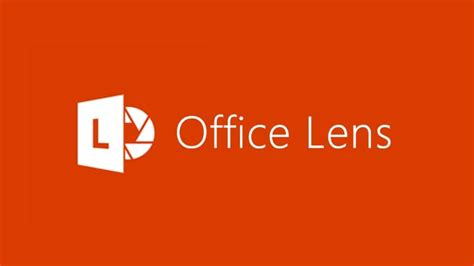 Office Lens Business Card
