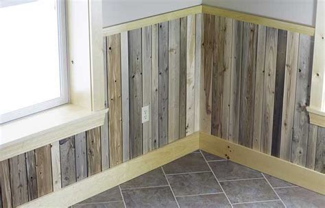 Barn Board Wainscoting by Reclaimed Wainscoting From Maine Heritage Timber Guest