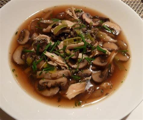 mushroom soup mushroom soup recipe dishmaps