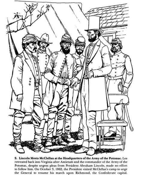 civil war union flag coloring page coloring pages