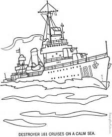 boat coloring pages kids coloring