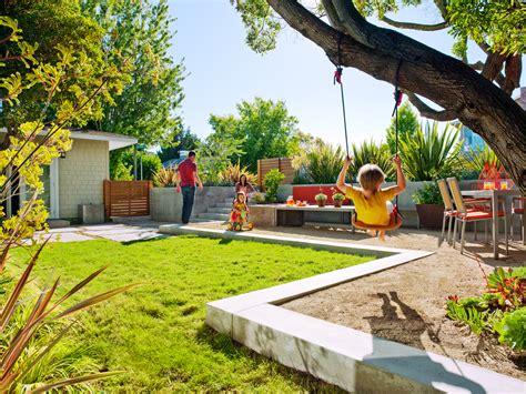 awesome backyard ideas  kids sunset magazine