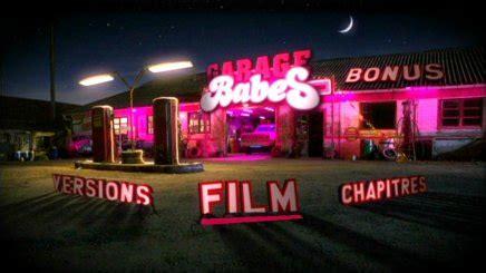 film garage quiz test dvd garage babes