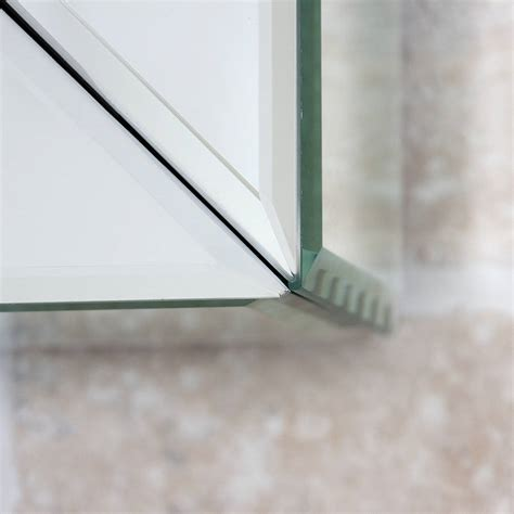 deep all glass bathroom mirror by decorative mirrors deep all glass bathroom mirror by decorative mirrors