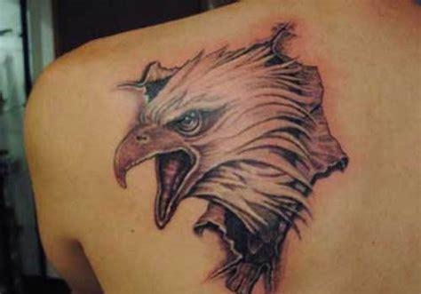 eagle tattoo meaning freedom 34 graceful eagle tattoos creativefan