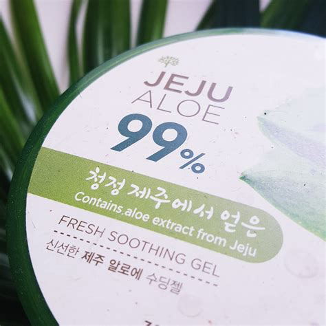 Nature Republic Aloe Vera Soothing Gel Halal the shop jeju aloe 99 fresh soothing gel review