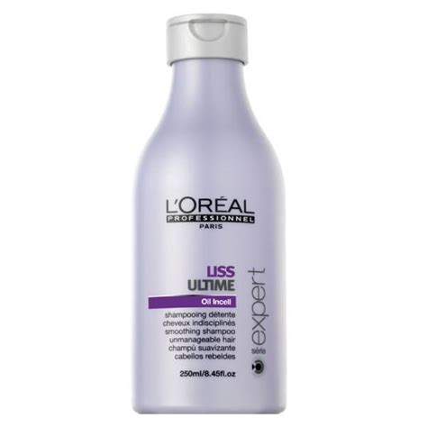 Shoo Loreal Professional oreal professionnel liss ultime shoo review l oreal serie