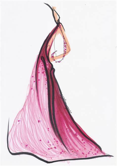 Sketches Fashion by 55 Inspiring Fashion Sketches Illustrations