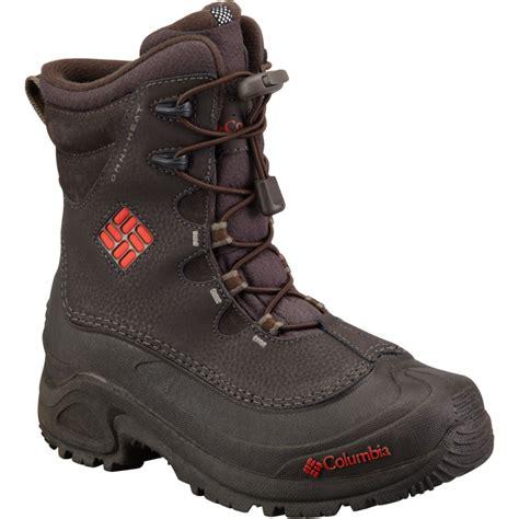 columbia omni heat boots columbia bugaboot plus ii omni heat boot boys