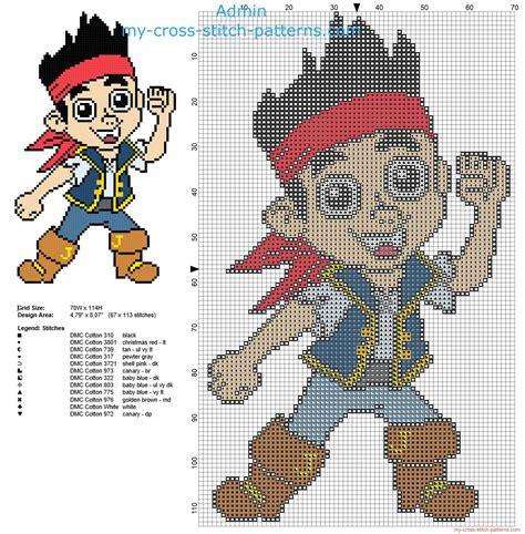 pattern jake pirates jake from disney cartoon jake and the never land pirates