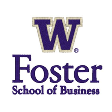 Of Washington Foster Mba Class Profile by Uw Foster School Of Business Embroidered Chaos Performance