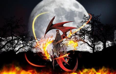 guilty crown podobne anime shaoran ognisty smok księżyc
