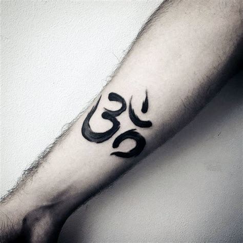 om tattoo designs men 90 om designs for spiritual ink ideas