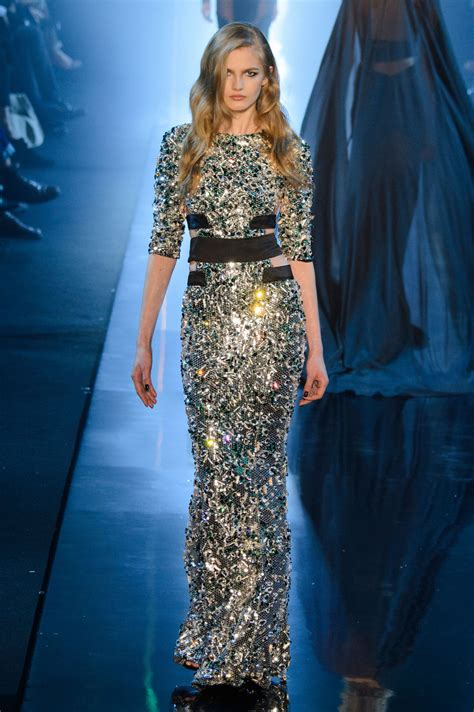 In Runway Looks by Alexandre Vauthier 2015 The Best Runway Looks At